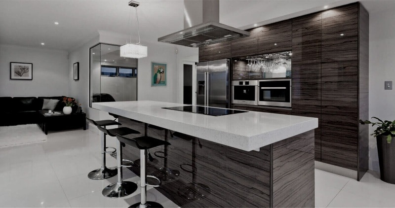Особенности дизайн-проекта новой кухни
