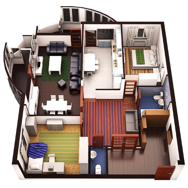 Меблирование квартир