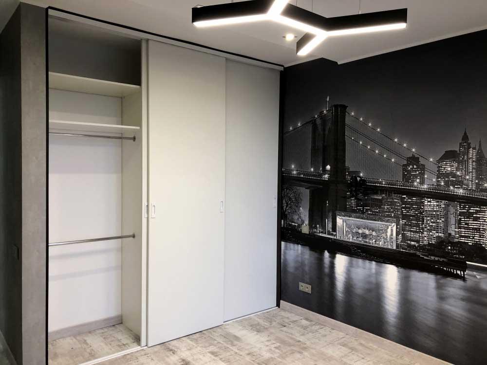 Встроенный шкаф Киев