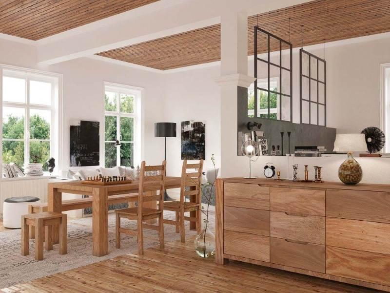 Мебель из дерева 2